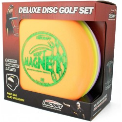 Discraft Deluxe DiscGolf set with bag