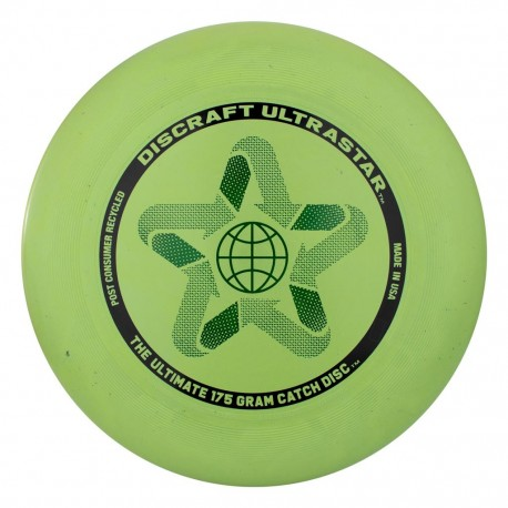 Discraft Recycled UltraStar Recycled 175g Olive