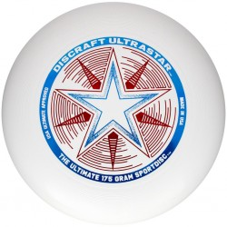 Discraft UltraStar Sportdisc-White 175g