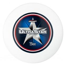 Discraft UltraStar SuperColor 175g Print-White
