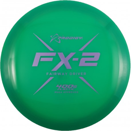 Prodigy 400G FX-2