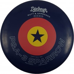 Disctroyer A-Soft P&A-3 Sparrow
