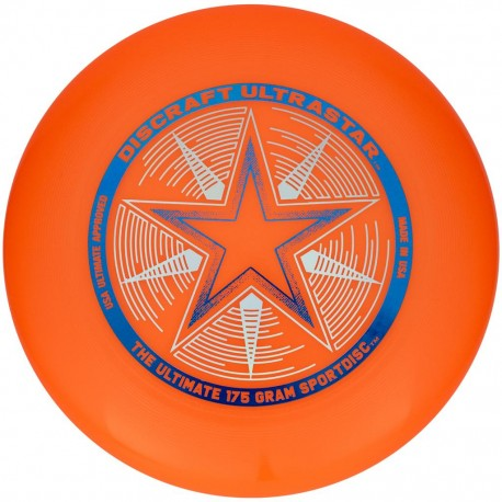 Discraft UltraStar Sportdisc-Orrange