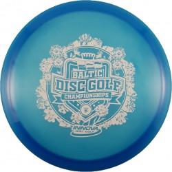 Innova Champion Luster RocX3 Baltic Disc Golf Championships