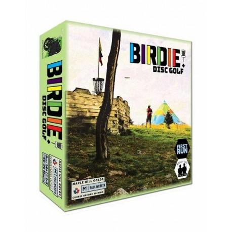 BIRDIE! Base game