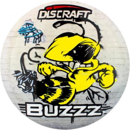 Discraft Full Foil Buzzz SuperColor Galery Bunksy