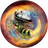 Discraft Full Foil Buzzz SuperColor Galery Fire