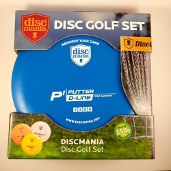 Discmania Beginners Set 150