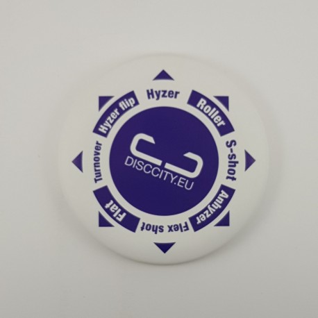 DiscCity Mini marker Drives