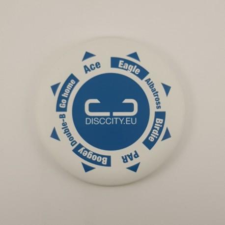 DiscCity Mini marker Scores