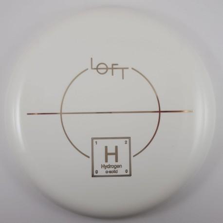 Loft Discs Alpha-solid Hydrogen