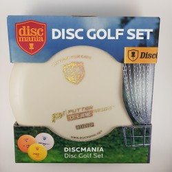 Discmania Beginners Set